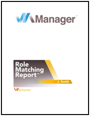 The VIA Employee Role Matching Report