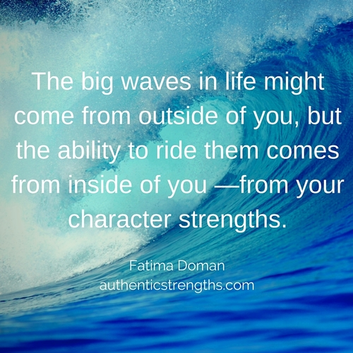 ride the wave to performace quote